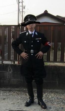 アルゲマイネSS軍服でコスプレを!!!